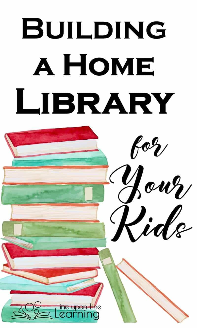 Here are some great books you should include when building a home library for your toddlers and preschoolers.