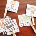 Counting, putting numbers in order, practicing patterns, and more: These kindergarten math activities with Goldilocks make learning hands-on and fun.