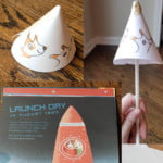 Learn about the first dogs in space and make your own mini-rockets to take them there! This STEM project is sure to bring your students delight, all while learning about rockets and space race history.