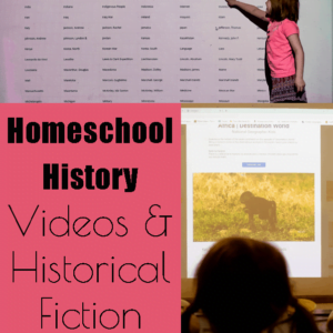 Generating Interest in History with Educational Videos for Kids, History Field Trips, and Historical Fiction
