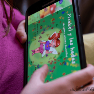 An Entertaining Spanish Language App for Kids