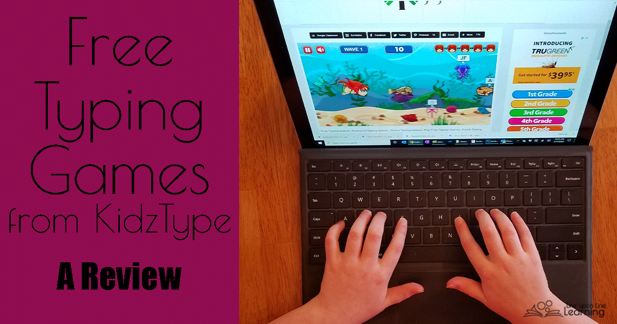 These kids typing games keep them entertained while practicing an essential skill.